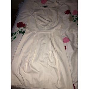 White Armani Exchange dress